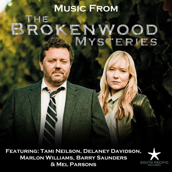 The Brokenwood Mysteries music now on iTunes
