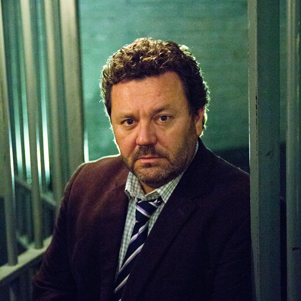 Neill Rea as Detective Mike Shepherd