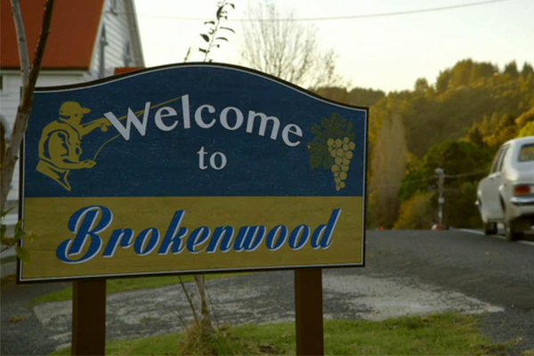 The Place- Welcome to Brokenwood