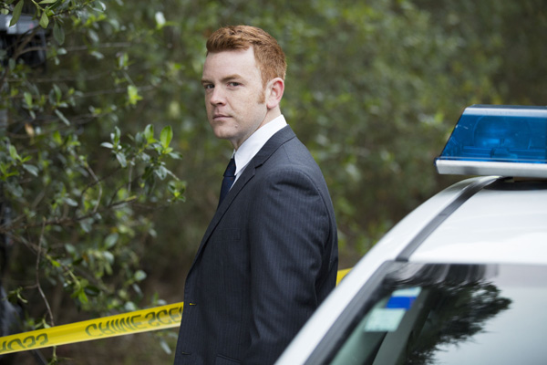 Nic Sampson as Detective Constable Sam Breen